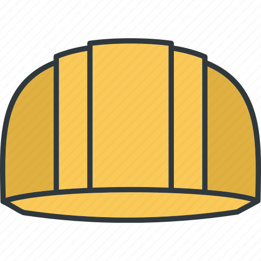 buiding, hat, helmet, safety, security icon