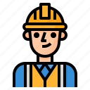 engineer, occupation, professions, worker icon