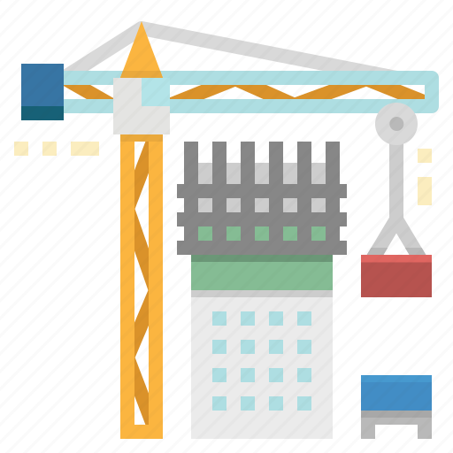 Construction, crane, hook, lift, tools icon - Download on Iconfinder