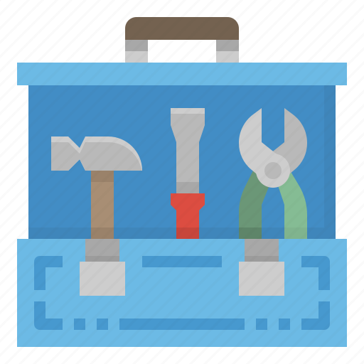 Build, repair, toolbox, tools, troubleshoot icon - Download on Iconfinder