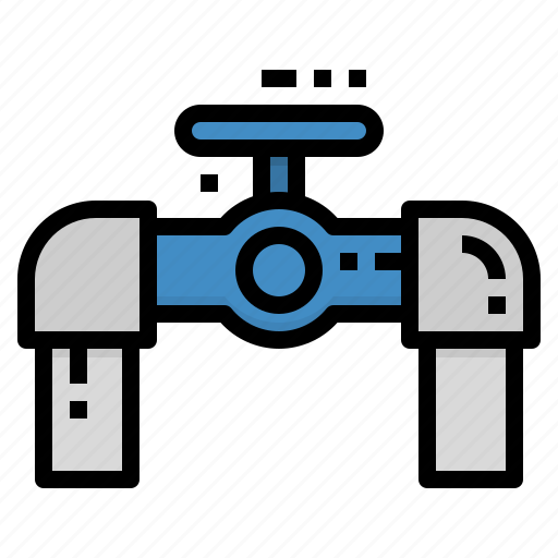 construction, home, pipe, plumbering, repair icon