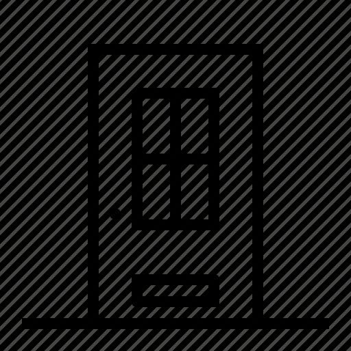 construct, enterance, entry, home, house icon
