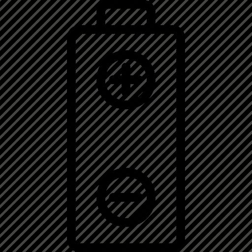 battery, energy, power icon