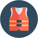 constructor vest, constructor waistcoat, protection jacket, reflective vest, safety vest icon