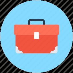 industrial equipment, maintenance, tool bag, toolbox, toolkit icon