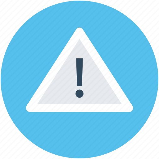 Caution, exclamation, exclamation mark, hazard, warning icon - Download on Iconfinder