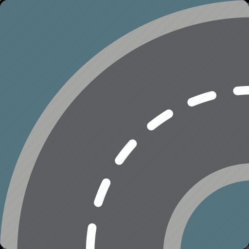 construction, road, traffic, work icon