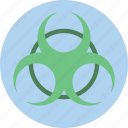biohazard, construction, protect, ppe icon