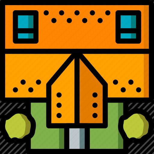 build, construction, develop, house, plan, structure icon