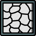 construction, garden, landscape, paving, ultra icon