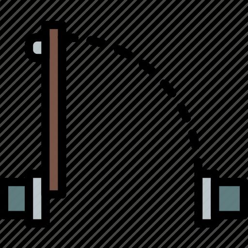 build, construction, develop, door, plan, structure icon