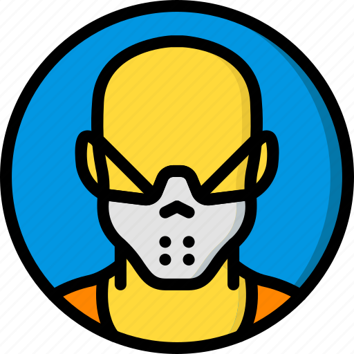 construction, mask, ppe, protect icon