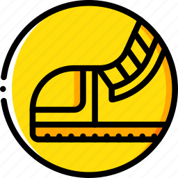 boots, construction, ppe, protect, safety icon
