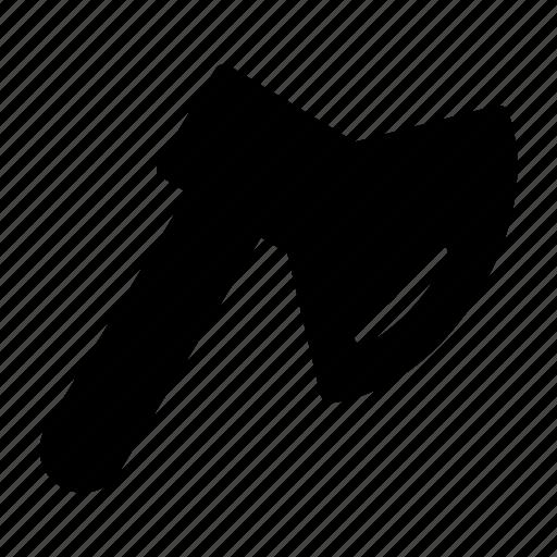 axe, cut, equipment, hatchet, tools icon