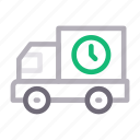 delivery, fast, transport, truck, vehicle
