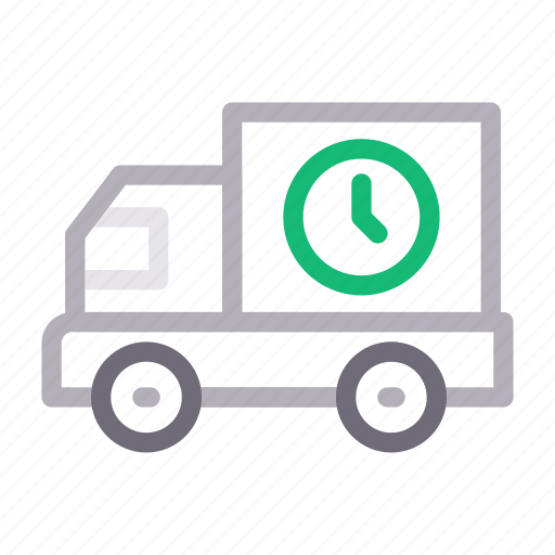Delivery, fast, transport, truck, vehicle icon - Download on Iconfinder
