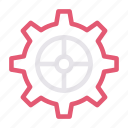 cogwheel, construction, gear, setting, tools