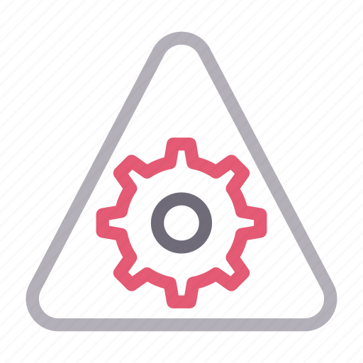 Cogwheel, construction, gear, setting, sign icon - Download on Iconfinder