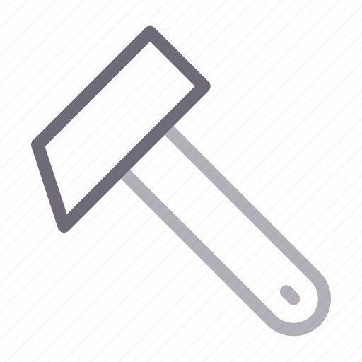 construction, equipment, hammer, industry, tools icon