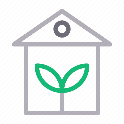 Ecology, energy, green, home, house icon - Download on Iconfinder