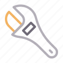 fix, repair, setting, tools, wrench icon