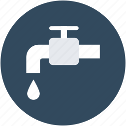 faucet, nal, plumbing, sink, spigot icon