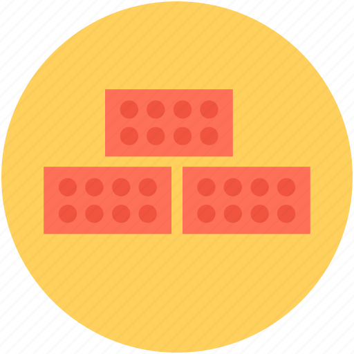 Brick, building, construction, wall, wall brick icon - Download on Iconfinder