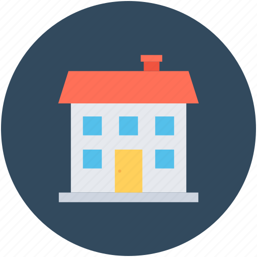 Building, home, house, hut, real estate icon - Download on Iconfinder