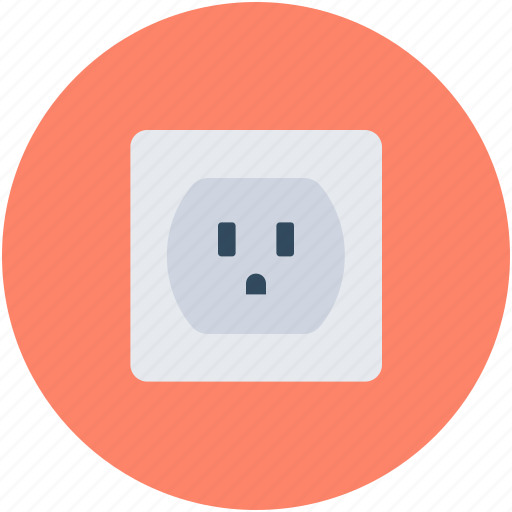 Plug in, power socket, power supply, socket, wall socket icon - Download on Iconfinder