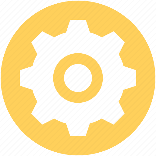 Cogwheel, gear, gear wheel, options, settings icon - Download on Iconfinder
