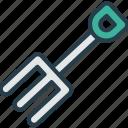 equipment, gardening, shovel, tool icon icon