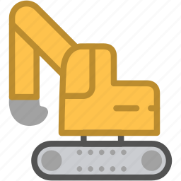 building, construction, container, crane icon
