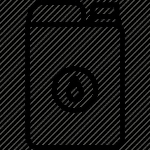 bottle, fuel, gallon, motor, oil icon
