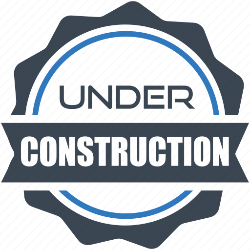 hammer, settings, sign, under construction icon