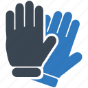 gloves, job, tool icon icon