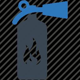 extinguisher, fire icon icon