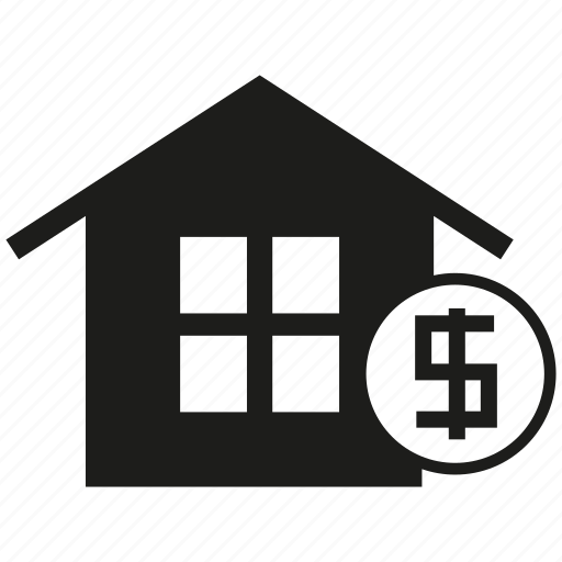 home, house, money, sell icon