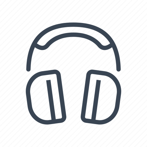 defenders, ear, headphones, hearing, protection, tool icon