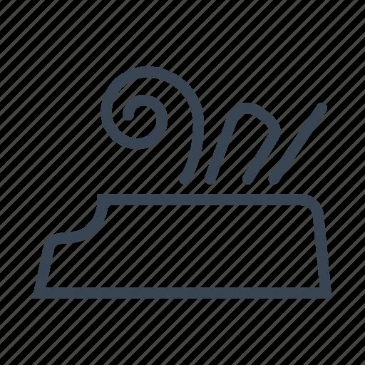construction, equipment, plane, tool icon