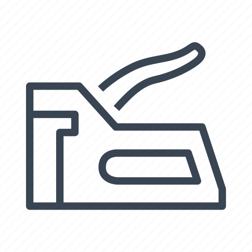 stapler, tacker, tool icon