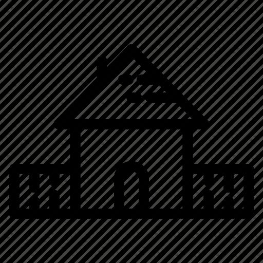 building, construcion, house, real estate, tools icon