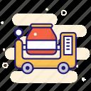 home appliances, machine, mixture, mixture machine icon