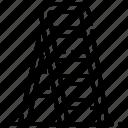 ladder, step, stepladder, tool