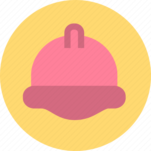 engineering hat, safety hat icon