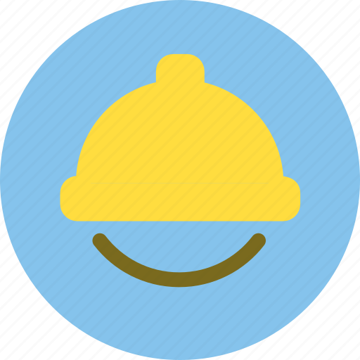 building, construction, hat, safety hat icon