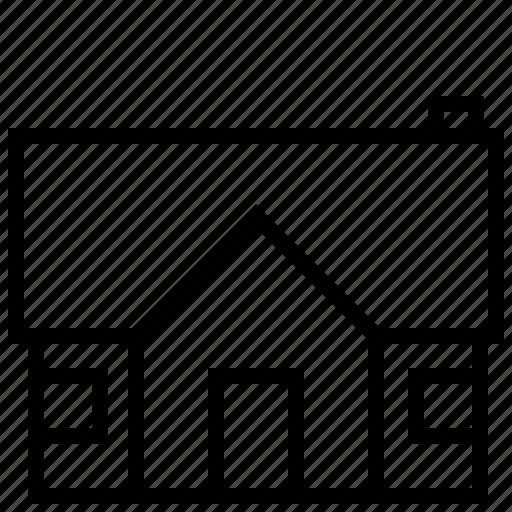 architecture, build, building, construction, house, project, structure icon