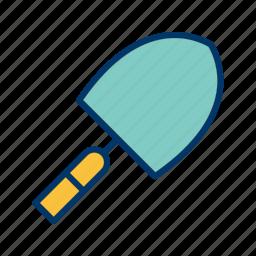 gardening, shovel, trowel icon