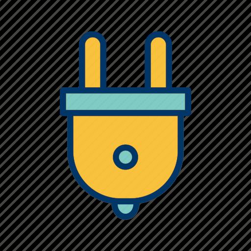 electric, energy, plug, power, socket icon