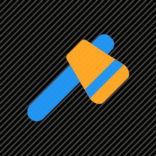axe, construction, hatchet, tool icon