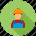 builder, construction, engineer, helmet, labor, man, worker